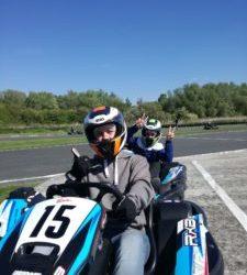 Sortie Karting pour les 1MVA2 !