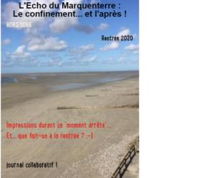 L'Echo du Marquenterre : Le journal de la rentrée !